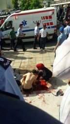 بيان: الدولة الأردنية تتحمل المسؤولية الكاملة لمقتل الكاتب والصحافي ناهض حتر
