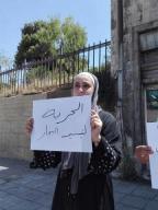 """عريضة """"نمضي.نت"""": على الحكومة الأردنية الالتزام بواجباتها تجاه الصحافي تيسير النجار وجميع مواطنيها ورعاياها في الخارج"""